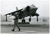 AV-8A Harrier 1975 Archival Photo Poster Print Prints