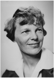 Amelia Earhart Archival Photo Poster Print Posters