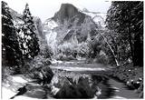 Half Dome Yosemite Archival Photo Poster Posters