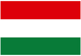 Hungary National Flag Poster Print Poster
