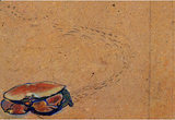 Henri de Toulouse-Lautrec Crab on the Sand Art Print Poster Masterprint
