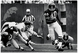 Gale Sayers Archival Sports Photo Poster Foto