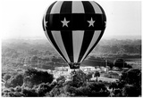 Balloonist at Brandon Balloon Festival Archival Photo Poster Photo