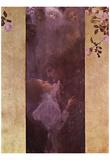 Gustav Klimt (Love) Art Poster Print Posters