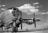 B-29 Archival Photo Poster Masterprint