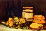 Francisco de Goya Still Life Art Print Poster Masterprint