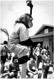 Beach Monkey 1972 Archival Photo Poster Prints