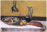 Camille Pissarro Still Life Art Print Poster Photo