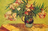 Vincent Van Gogh (Oleanders) Art Poster Print Masterprint