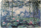 Claude Monet Nympheas Water Lilies Art Print Poster Photo