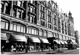 Harrods Department Store England Archival Photo Poster Poster