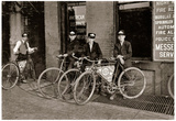 ADT Messengers 1908 Archival Photo Poster Print Posters