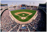 Comiskey Park Chicago Stands Color Archival Photo Sports Poster Posters