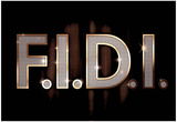 F.I.D.I. F*ck It Do It Bling Poster Posters