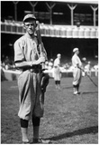 Johnny Evers 1910 Chicago Cubs Archival Photo Sports Poster Print Poster