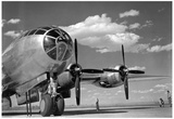 B-29 Archival Photo Poster Prints