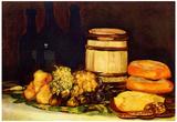 Francisco de Goya Still Life Art Print Poster Poster