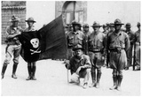 General Augusto Sandino (Pirate Flag) Art Poster Print Photo