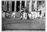 Florence F. Noyes (As Liberty in Suffrage Pageant) Art Poster Print Photo