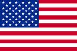 American Flag Poster Print Masterdruck