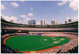 Busch Stadium Color St Louis Archival Photo Sports Poster Posters