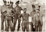 Barnesville Mine 1908 Archival Photo Poster Print Posters