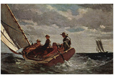 Winslow Homer (It will refresh on) Art Poster Print Prints