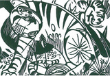 Franz Marc Tiger Art Print Poster Masterprint