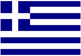 Greek flags posters at for Greek flag template