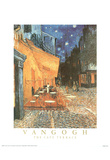 Vincent Van Gogh Cafe Terrace Art Print POSTER quality Posters