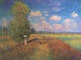 Claude Monet (The Summer, Field of Poppies) Art Poster Print Masterprint