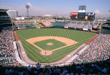 Angel Stadium Anaheim Color Archival Photo Sports Poster Masterprint