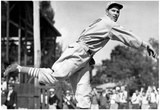 Dizzy Dean Throwing Pitch Archival Photo Poster Posters