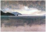 Albert Bierstadt Pacific Northwest Art Print Poster Posters