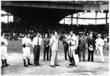 Babe Ruth Speech Archival Sports Photo Poster Print Poster