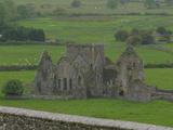 Cashel Castle (Ruins) Art Poster Print Masterprint