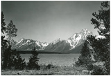 Grand Tetons Archival Photo Poster Print Posters