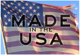 Made In The USA American Flag Motivational Photo Poster Poster