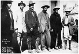 General Pancho Villa (Group) Archival Photo Poster Poster