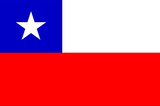 Chile National Flag Poster Print Masterprint