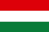 Hungary National Flag Poster Print Masterprint
