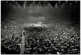 Joe Louis Boxing Match Archival Photo Sports Poster Prints