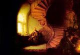 Rembrandt Harmensz. van Rijn (The philosopher) Art Poster Print Masterprint