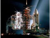 NASA Space Shuttle Art Print Poster - Poster