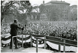 President Franklin D Roosevelt Giving Speech Archival Photo Poster Print Photo