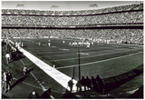 Mile High Stadium Denver Football Archival Photo Sports Poster Posters