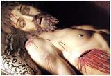 Fernandez Corpse of Christ Art Print Poster Poster