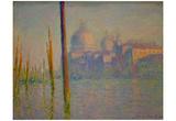 Claude Monet (Le Grand Canal, Venice) Art Poster Print Posters
