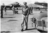 General Douglas MacArthur Airbase Archival Photo Poster Print Prints