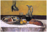 Camille Pissarro Still Life Art Print Poster Posters